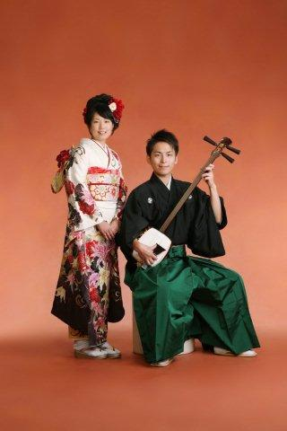 Japanese folk song duo2